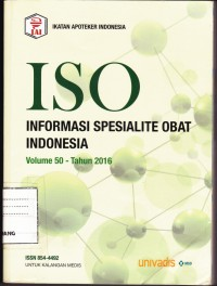Image of ISO Volume 50-Tahun 2016
